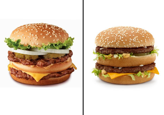 Last year, Burger King unveiled the Big King sandwich, featuring two beef patties, a thousand island dressing-style sauce, lettuce, cheese, pickles and onions on a three-part sesame seed bun. The sandwich, so closely resembling rival McDonald's signature Big Mac in name and composition, begged the question: Shameless rip-off or a smart play?