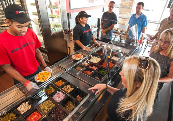 New concepts in the fast casual segment focusing on customization, quick service and convenience are gaining customers who are willing to pay more for better quality and healthier foods. Better-burger chains, health-focused concepts and made-to-order pizza restaurants are on the rise.