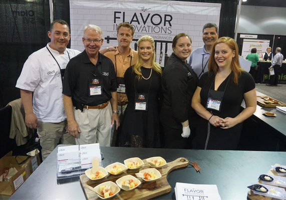 The team from Bell Flavors & Fragrances Northbrook, Ill.  (1 of 15)