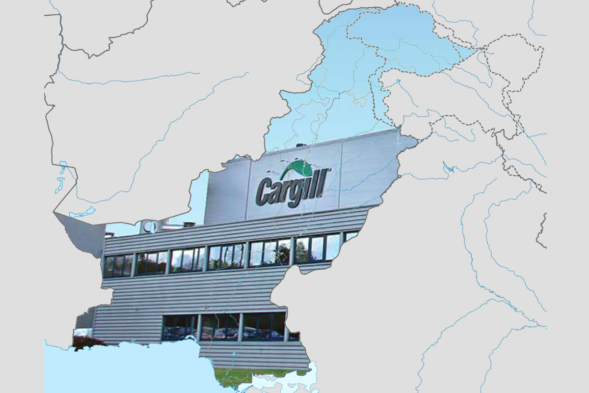 Cargill details major investment in Pakistan