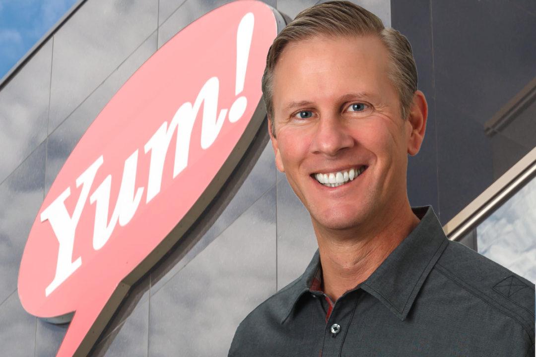 David Gibbs, Yum! Brands