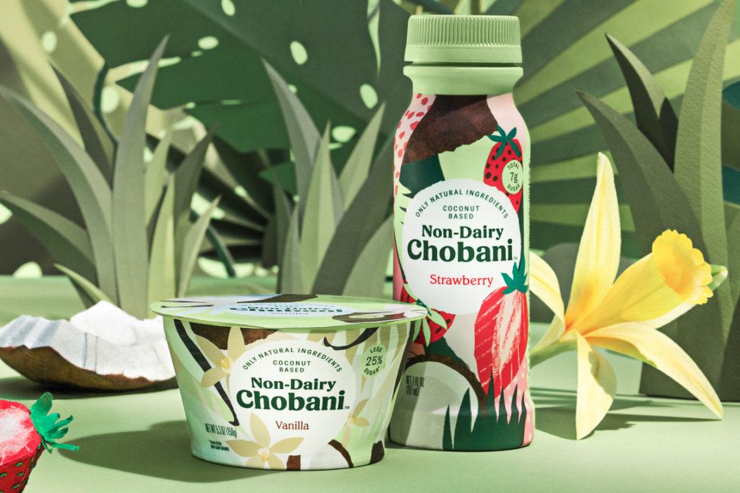 Non-Dairy Chobani