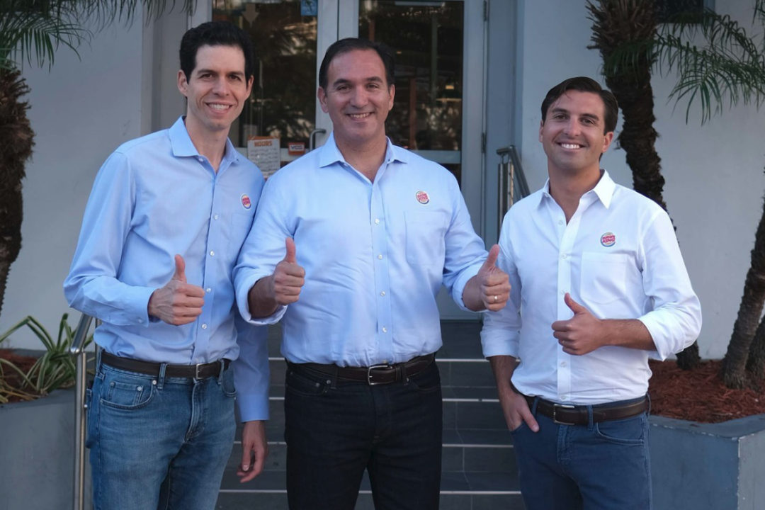 Restaurant Brands leadership