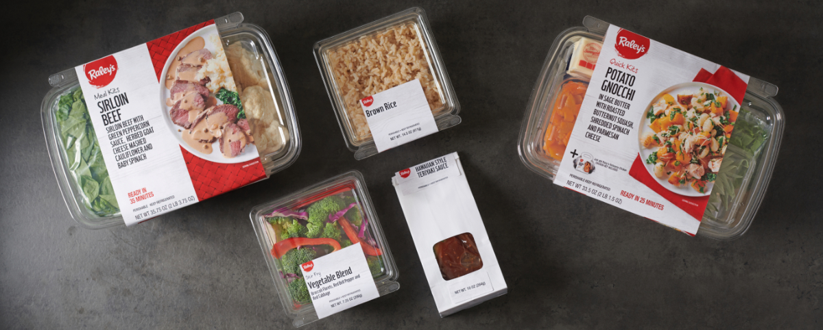 Raley's meal kits