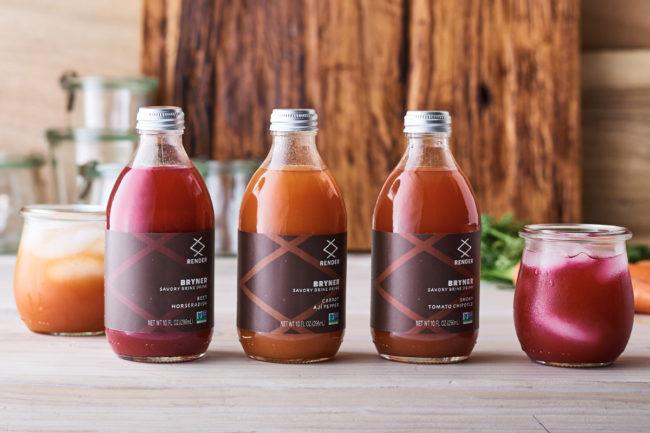 Render Foods Bryner beverages