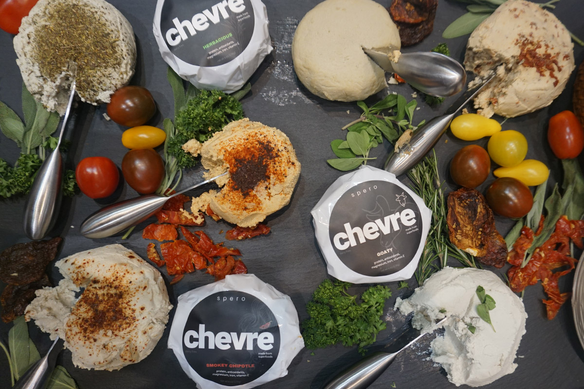 I can't believe it's not goat cheese... and four other standouts at the Winter Fancy Food Show