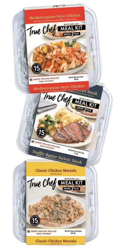 True Chef meal kits