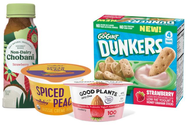 Yogurt innovation