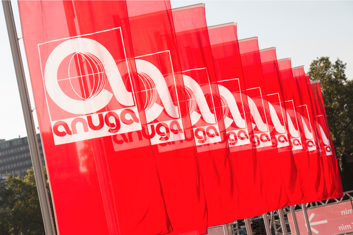 Anuga flags