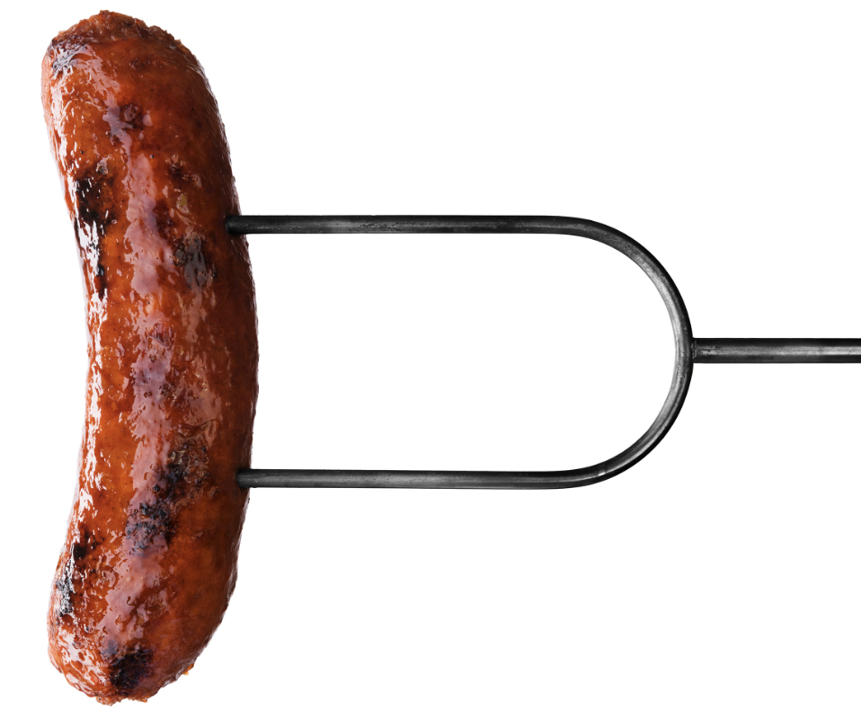 Beyond Sausage on a fork