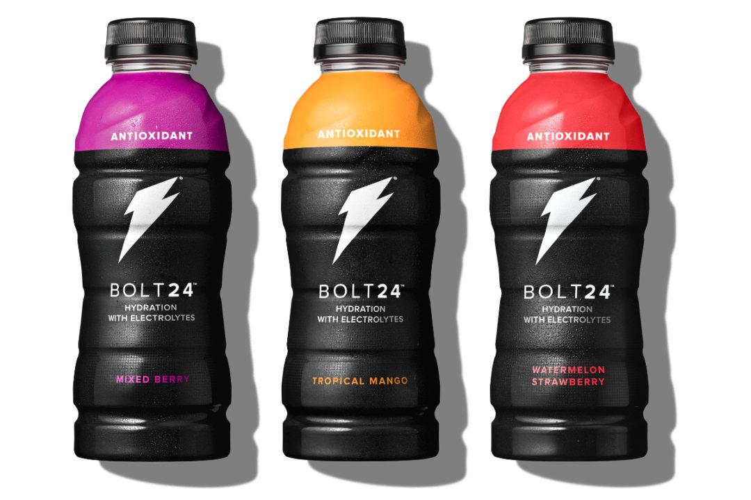 PepsiCo Gatorade Bolt24 beverages