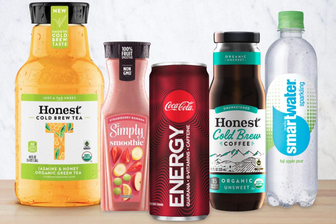 Coca-Cola new products