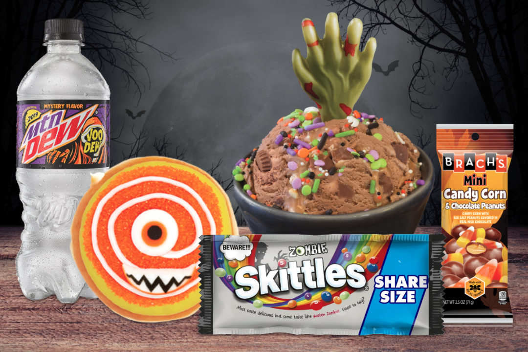 New Halloween food and beverages