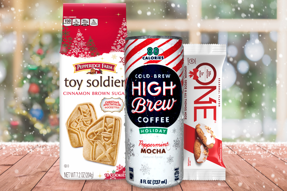 New products from Hershey, Campbell Soup, High Brew Coffee