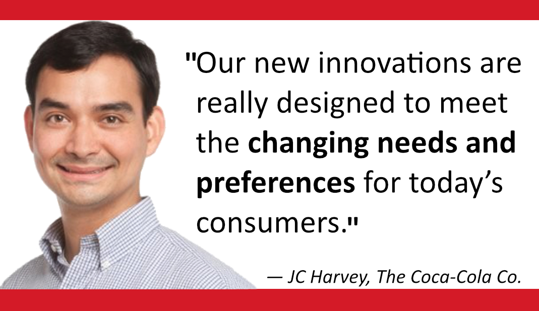 JC Harvey Coca-Cola quote