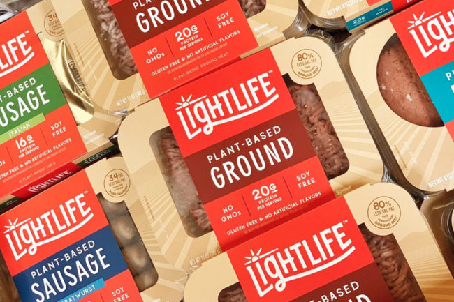 Lightlife Foods products