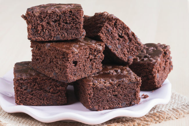 Manildra brownies