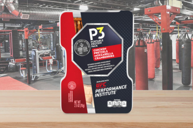 UFC Performance Institute P3 Portable Protein Pack