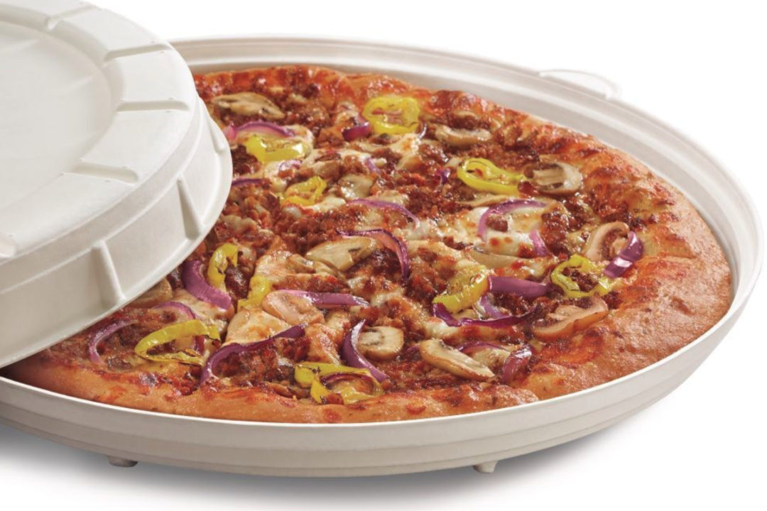 Pizza Hut Garden Specialty Pizza