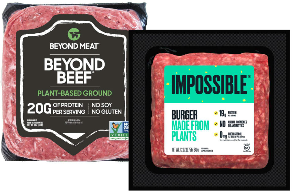 Proposed bill addresses plant-based labeling issue