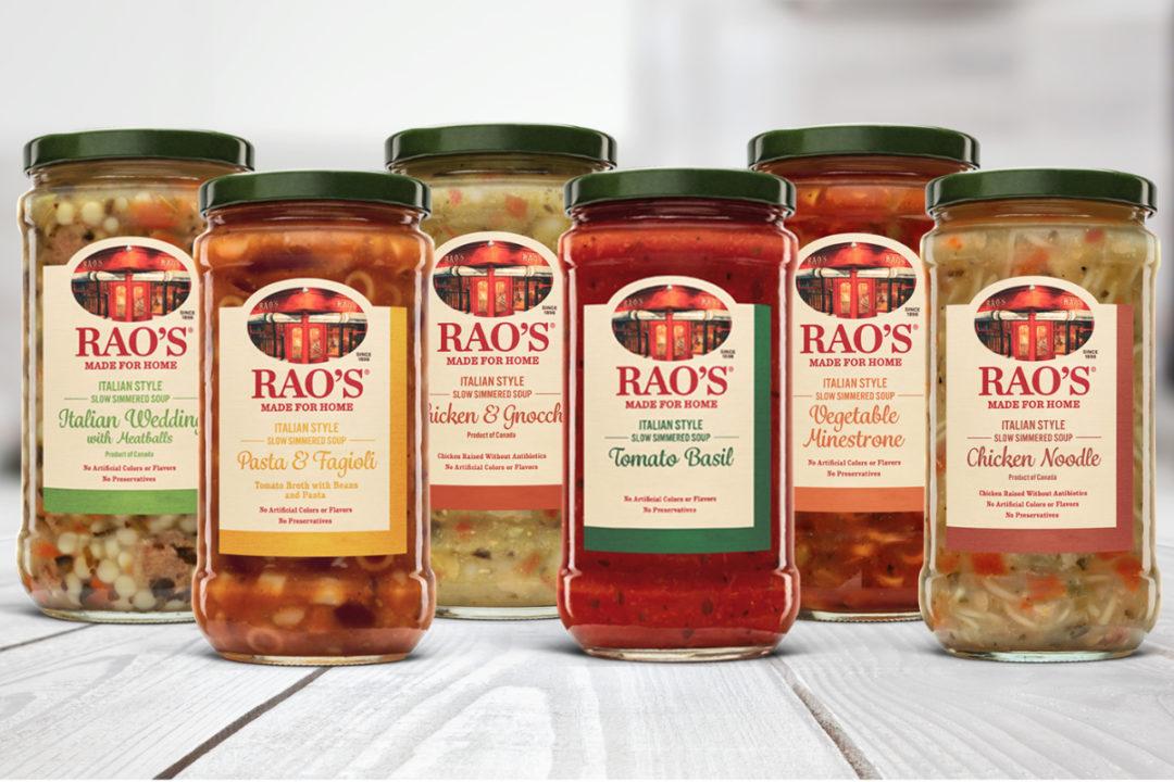 Rao's Homemade soups