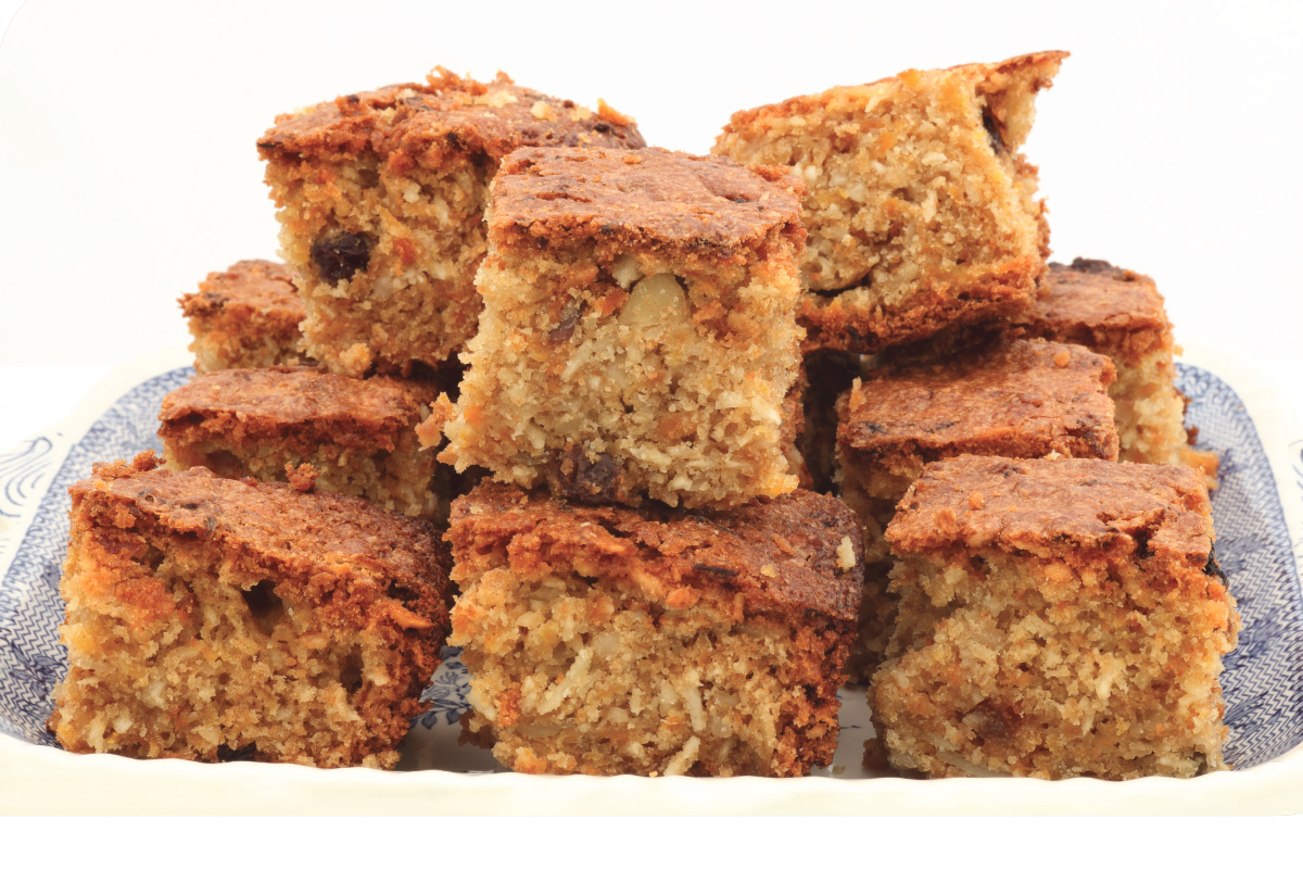 Cargill carrot breakfast bars