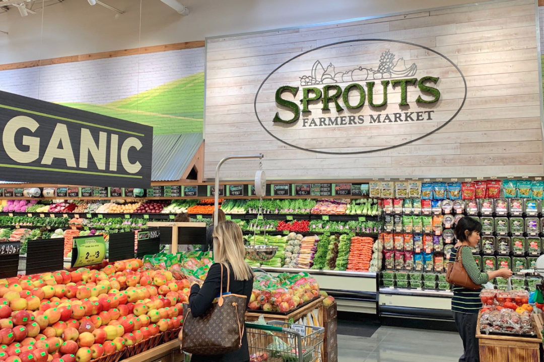 Sprouts store