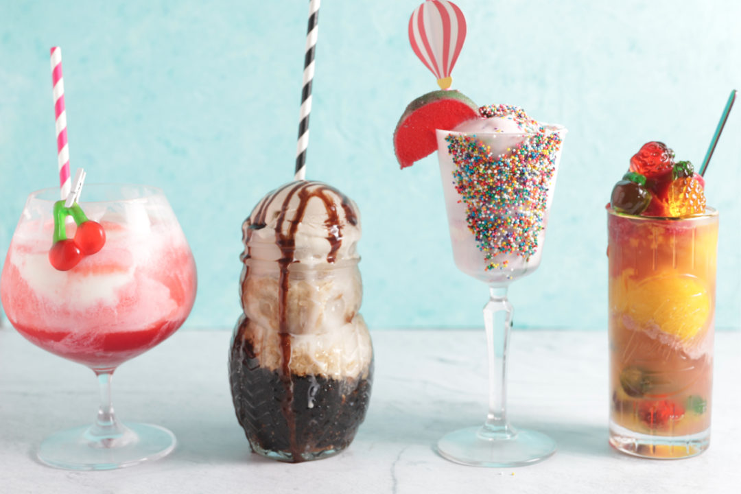 Tipsy Scoop booze-infused ice cream