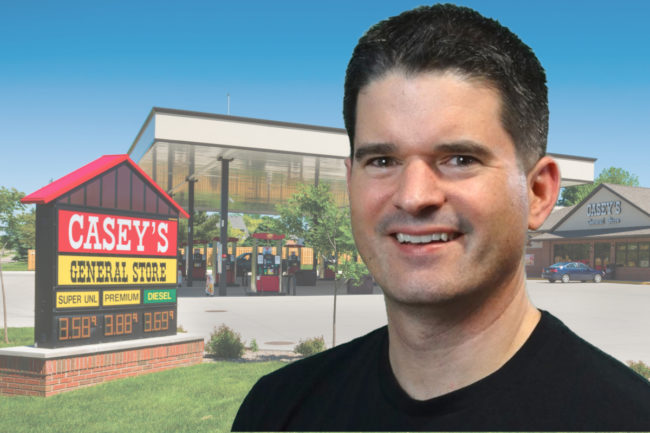 Tom Brennan, Casey's General Stores