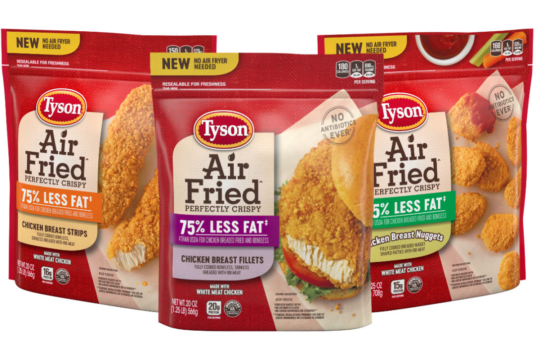 Tyson Air Fried Chicken