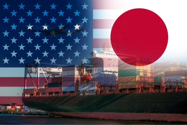 USA Japan trade deal