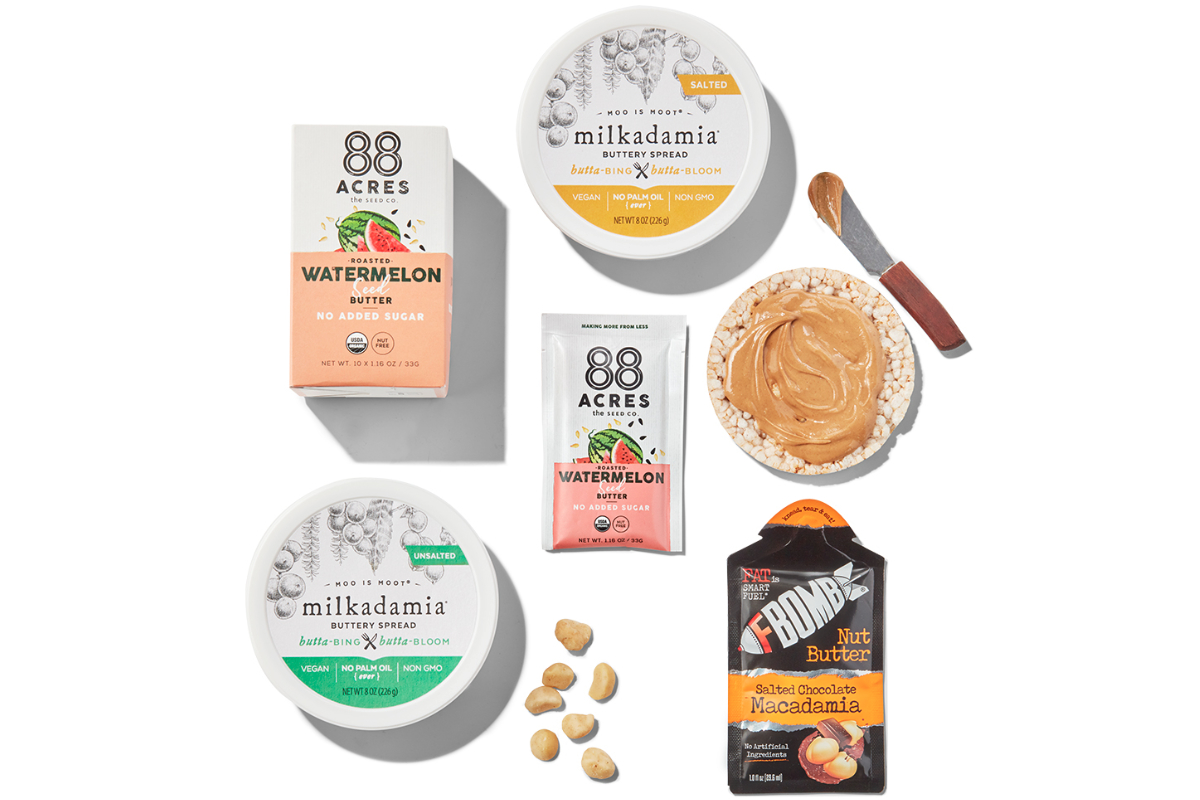 Whole Foods Everything butters and spreads  Trend