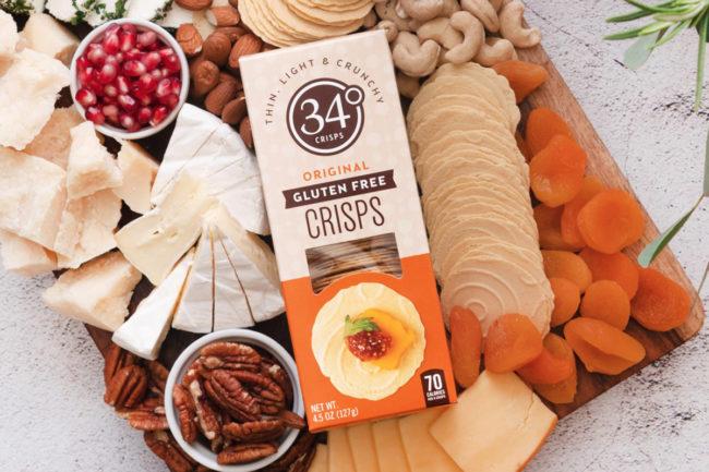 34 Degrees Original Gluten-Free Crisps
