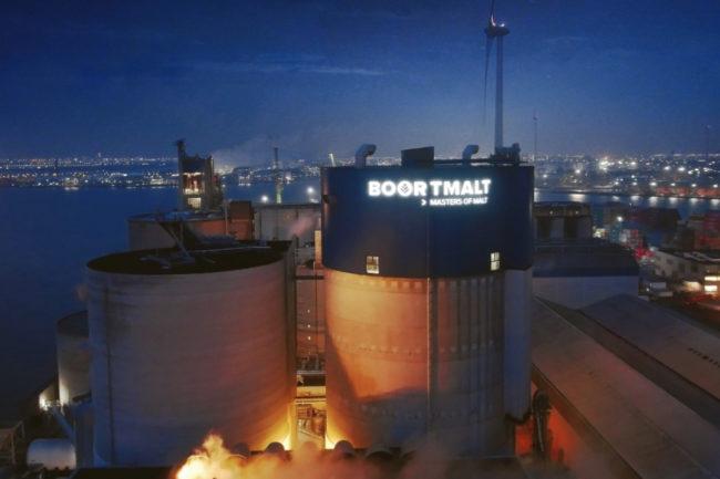 Boortmalt Antwerp malt facility