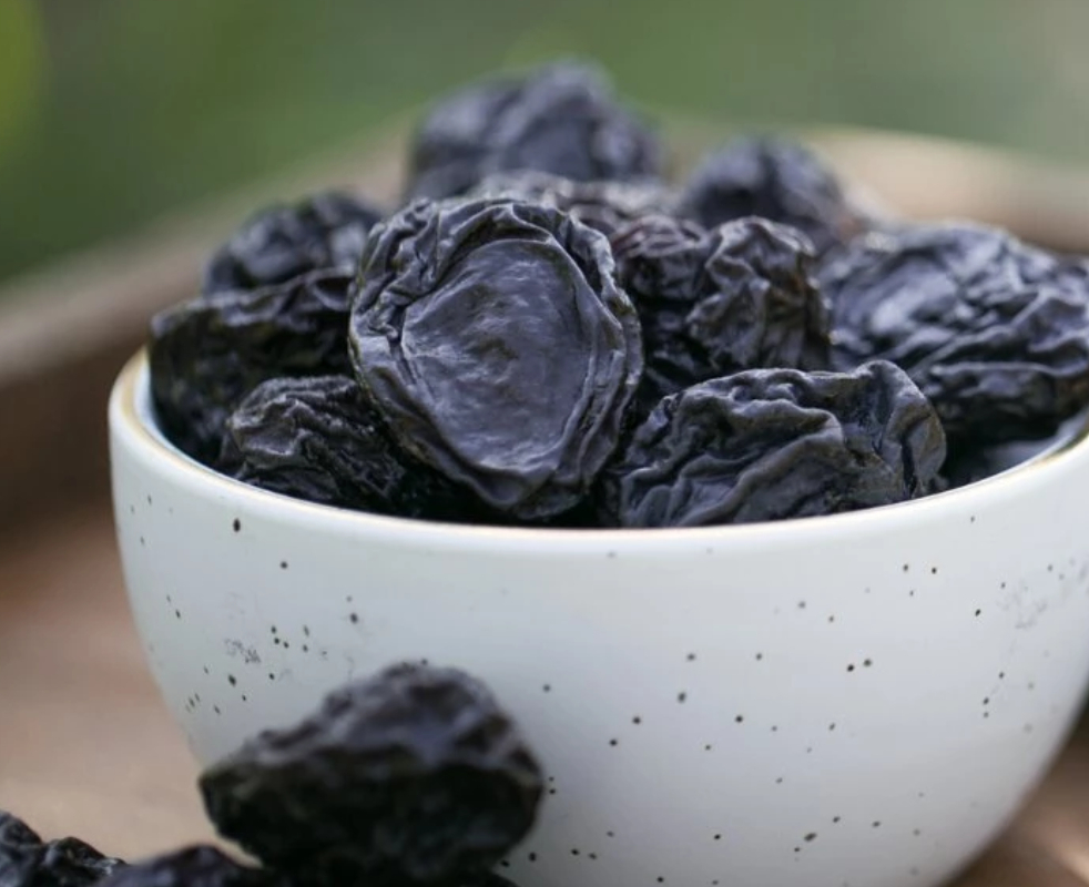 California prunes