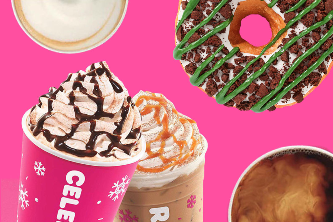 Dunkin' holiday lineup 2019