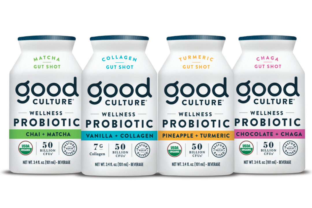 Good Culture Wellness Probiotic Gut Shots