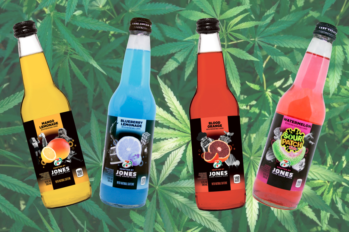 Jones Soda CBD