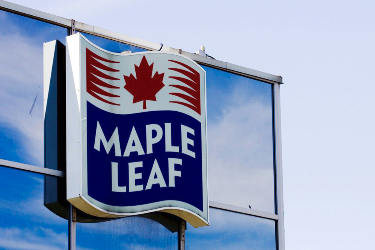 Maple Leaf Foods building