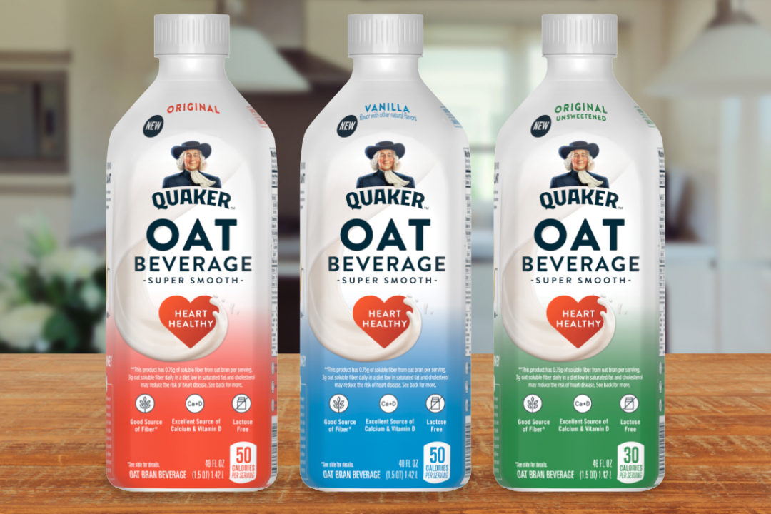 Quaker Oat Beverages, PepsiCo