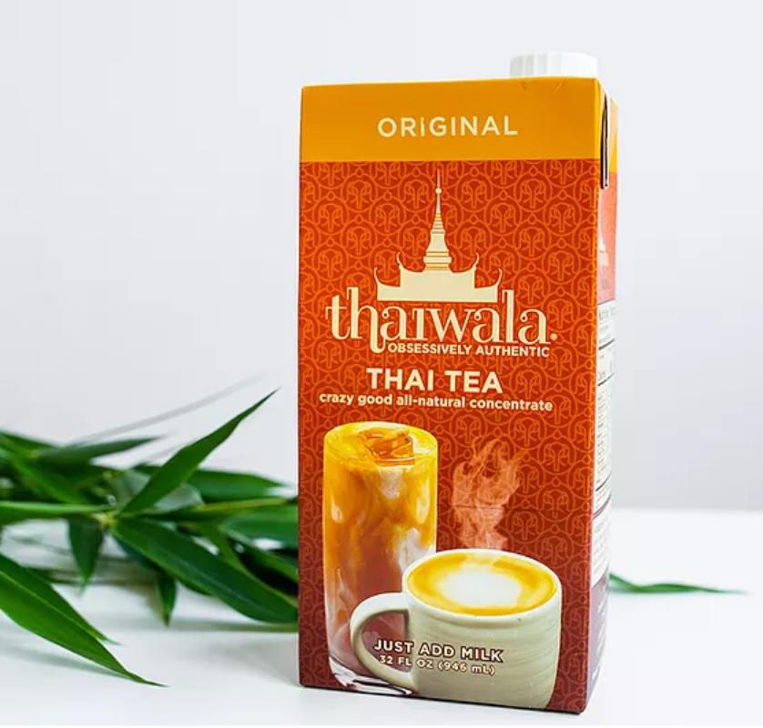 Thaiwala Thai tea concentrate