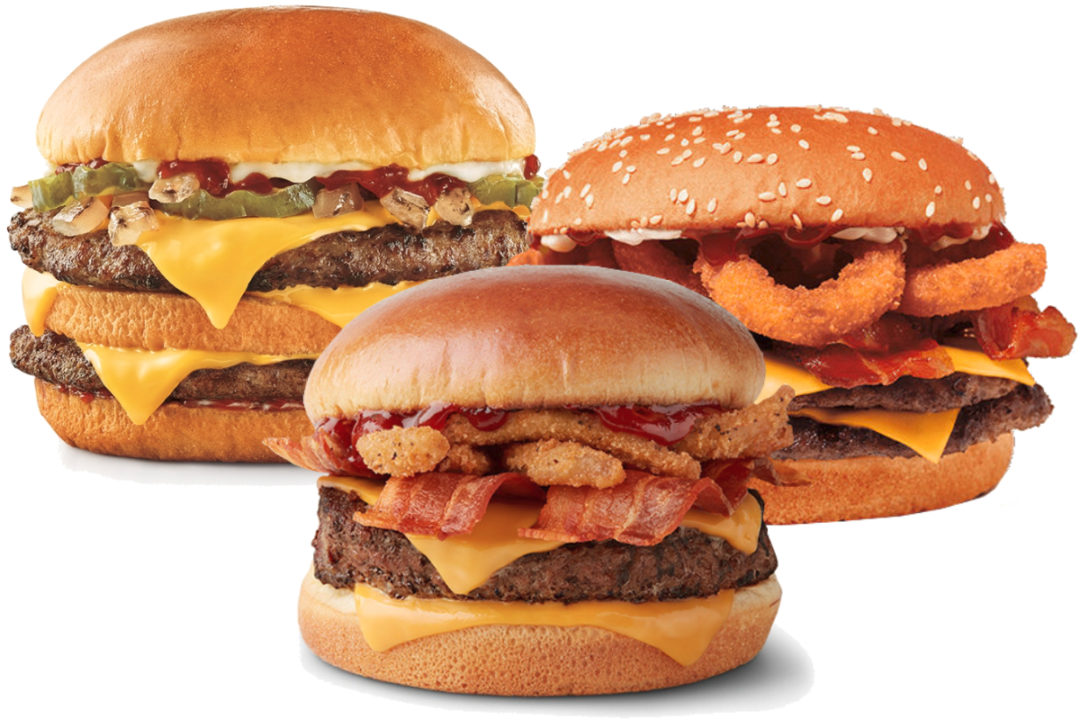 New burgers from McDonald's, Burger King and Sonic