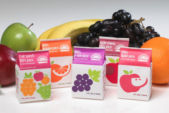 Country Pure Foods juices