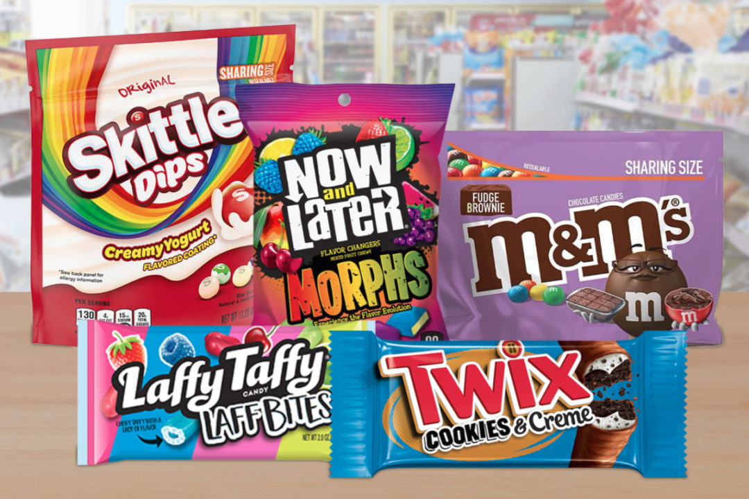 Confectionery brands