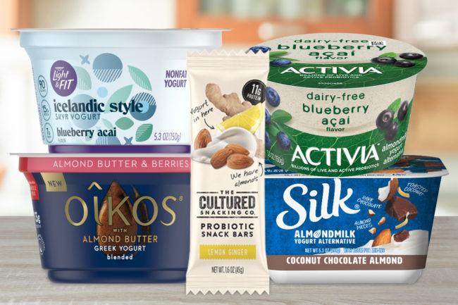 Danone North America 2020 yogurt innovation