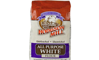 Hodgson mill unbleached all purpose white wheat flour photo cred fda e