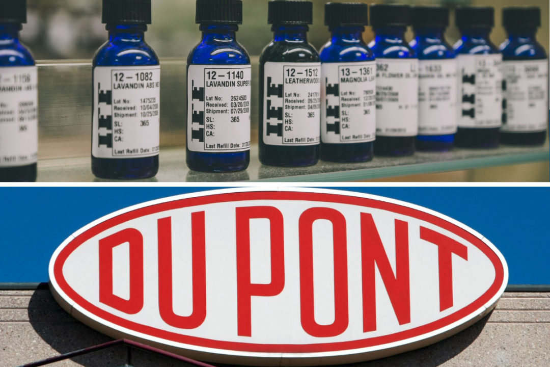 IFF and Dupont