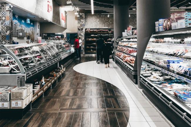 Retail food service