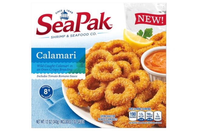 SeaPak Wild Caught Calamari Rings