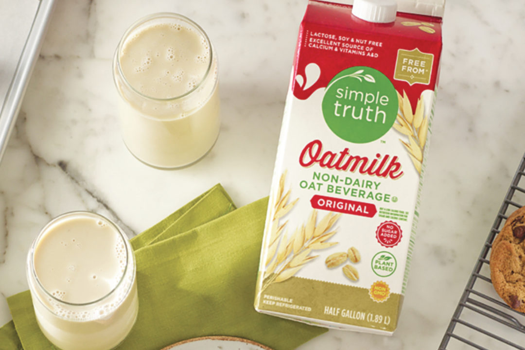 Simple Truth oatmilk